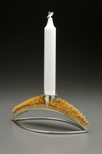 Thorny Dilemma Candlestick holder